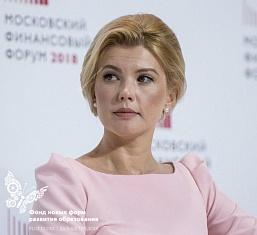 Марина Николаевна Ракова поздравила педагогических работников с Днем учителя